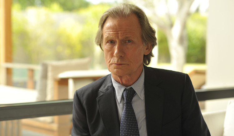 Bill Nighy as Johnny Worricker in  Turks and Caicos. Image: BBC/Carnival Film & Television Ltd/David Appleby