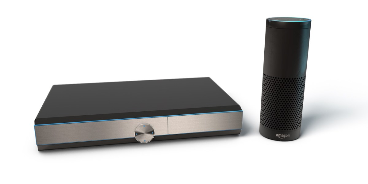 Amazon to bring Alexa voice control to YouView set top boxes