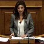 Δήλωση συμπαράστασης Νίνας Κασιμάτη στους εργολαβικούς εργαζομένους των ΕΛ.ΠΕ.