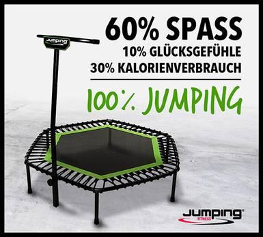 Jumping Fitness in Düsseldorf