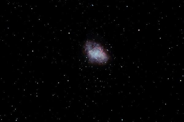 "See the Glory The ""Crab Nebula"" (M1) in Taurus - See the Glory"