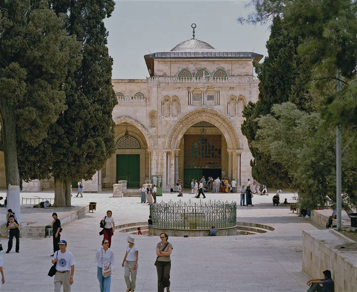 Al Aqsa Mosque 171 See The Holy Land
