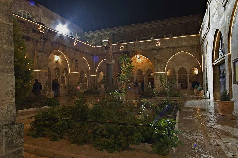 Chapel of the Holy Innocents « See The Holy Land