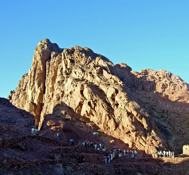 Mount Sinai « See The Holy Land