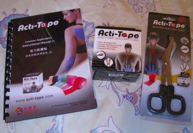 試貼友營堂 Acti-Tape「活力肌腱貼」 - 保健 - SeeWide