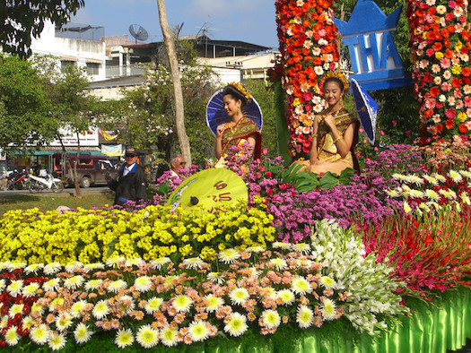 festivals in south east asia - thailand