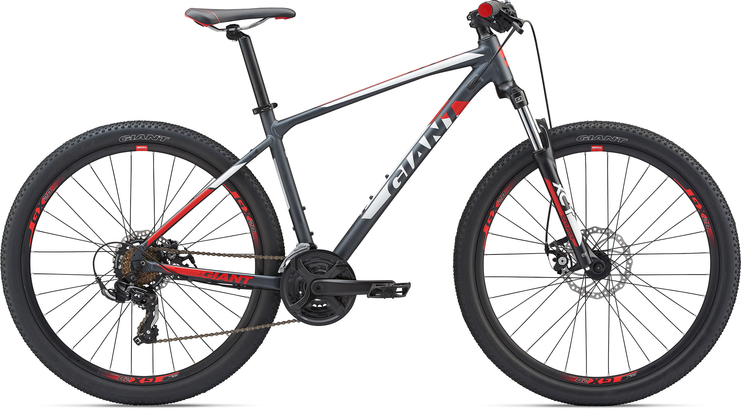 Giant Mountain Bike 27 5 Inch Wheels