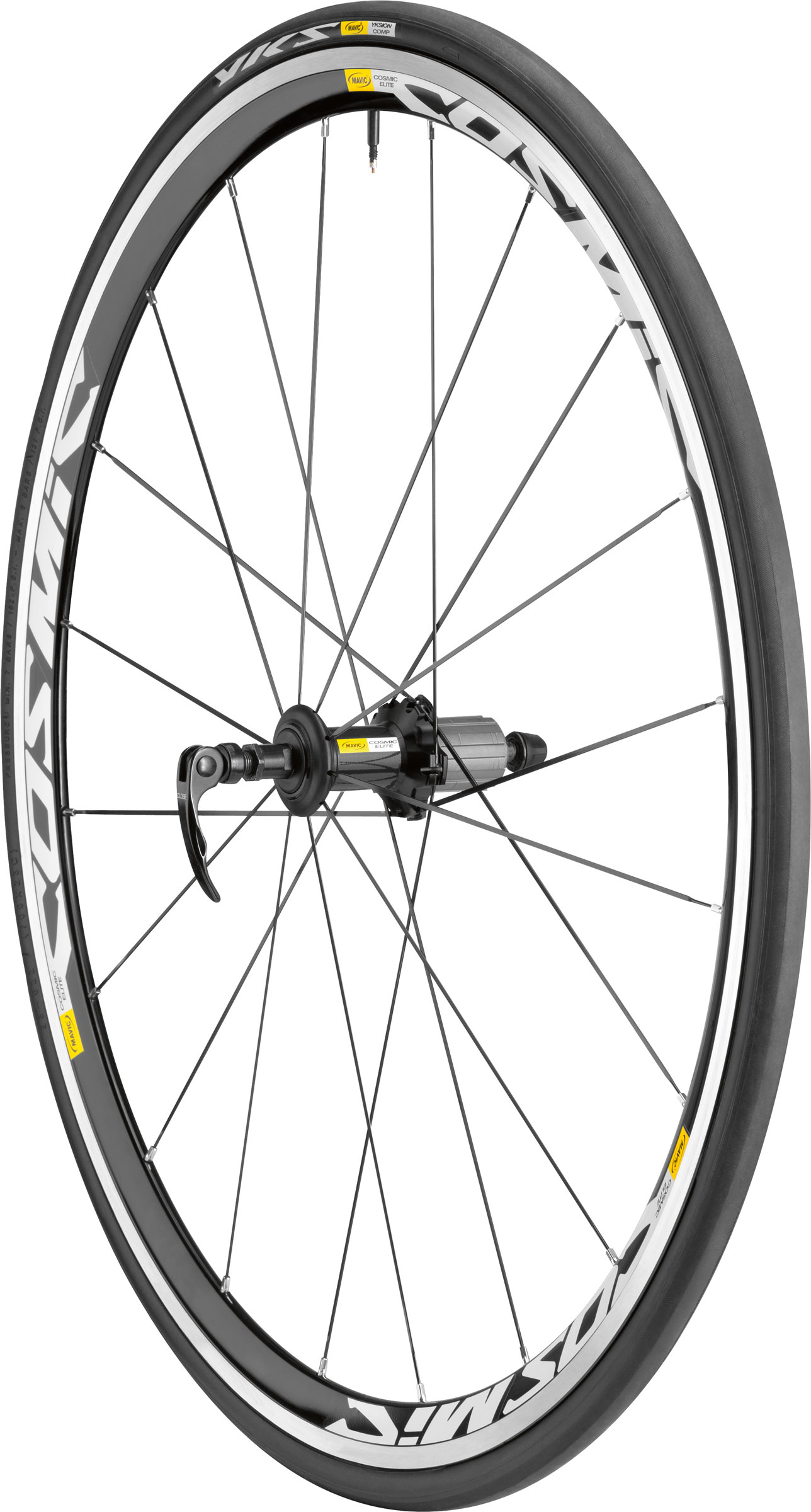 Mavic Cosmic Elite S Rear Wheel Tire