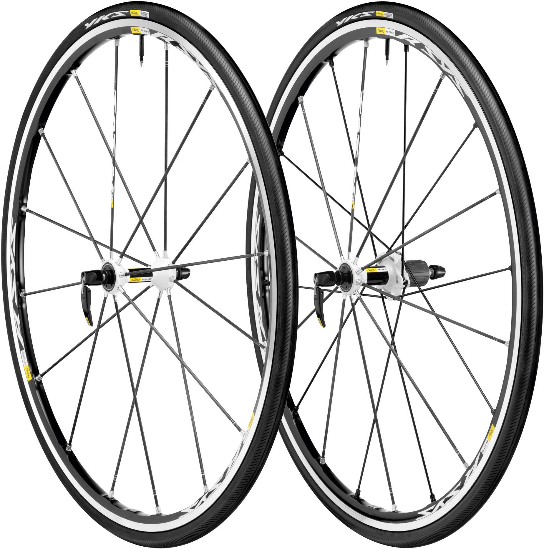 Mavic R Sys Wheel Tire Set