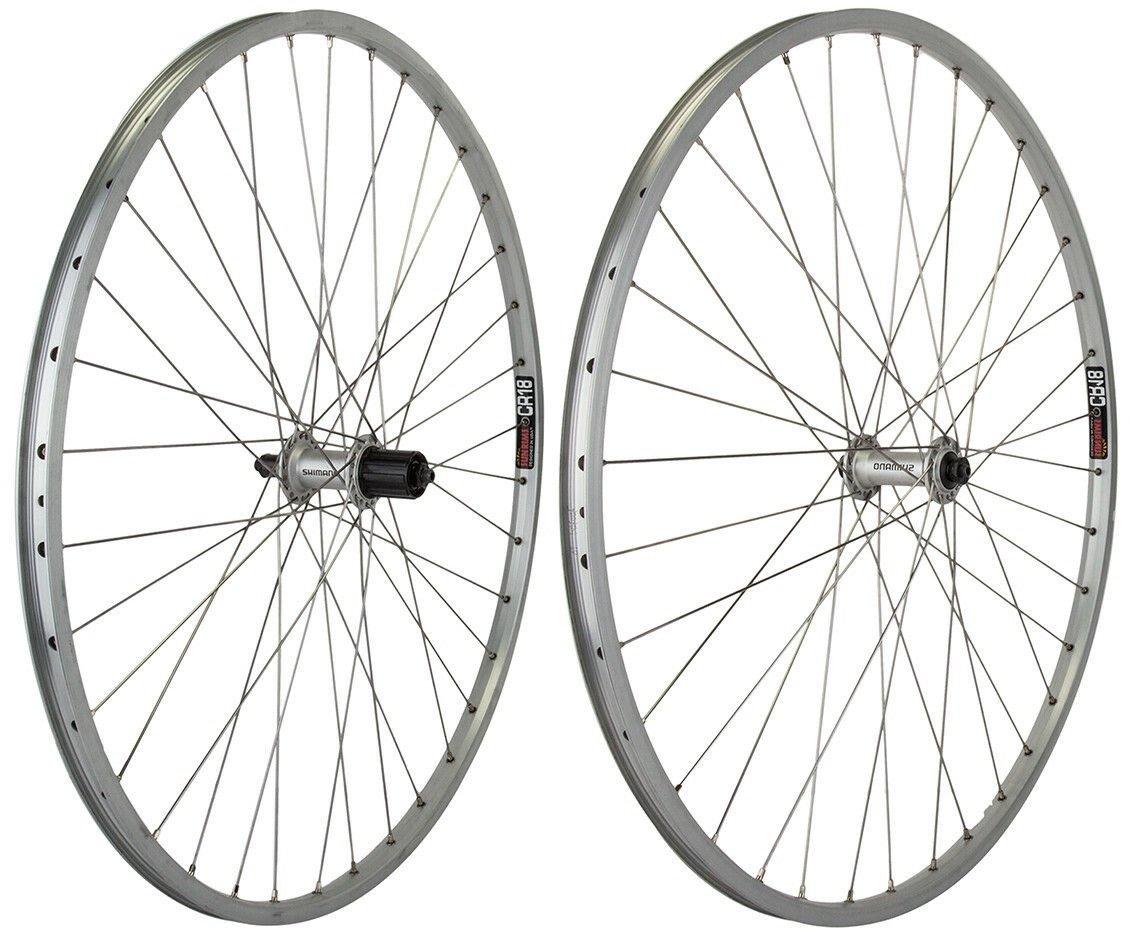 Harris Cyclery 700c Road Wheelset Sun Cr18 Rims