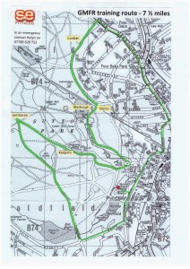 7.5 miles GMFR map