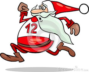 running-santa-claus-cartoon-illustration-funny-character-34649930