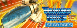 Sega Ages Thunder Force AC : Le tonnerre gronde sur Switch