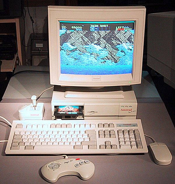 Image result for amstrad and mega drive
