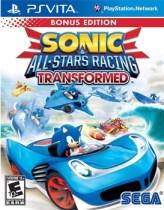Sonic Racing Vita