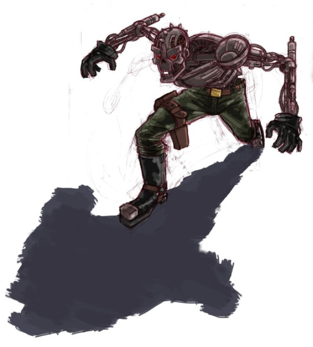 ESWAT - Enemy Slider