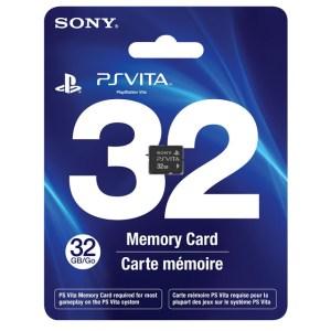 32 GB Vita Memory Card