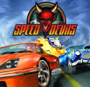 speed devils (PAL) front