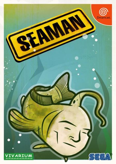 Seaman by David Espinoza