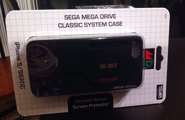 Japanese Mega Drive iphone case by Tommo