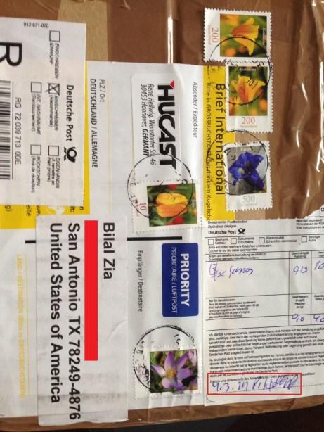 Hucast Package 2