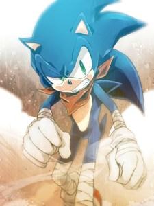 Sonic Boom by Eimuefu