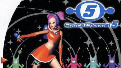 Space Channel 5 for Dreamcast