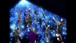 Space Channel 5 Ending