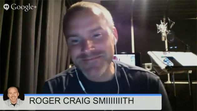 Roger Craig Smith Interview
