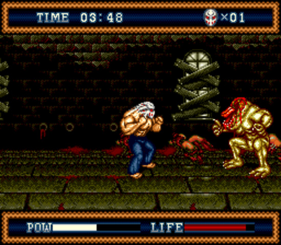 sega_horror_fest_review_splatterhouse_3_boss_1