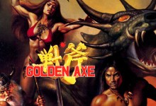 Golden Axe Movie?