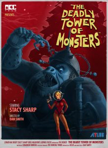 Deadly Tower of Monsters poster