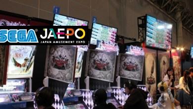 SEGA JAEPO 2016 lineup