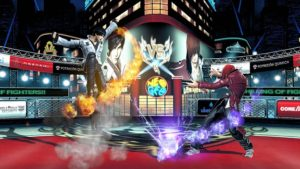 King of FIghters combat