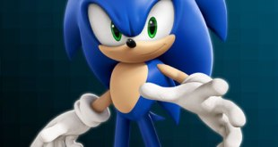 "Sonic the Hedgehog as seen in ""Wreck-It Ralph"""