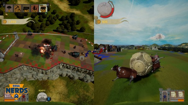 Two player was really fun, when the camera behaved itself