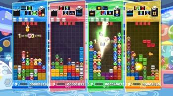 1 Puyo Puyo Tetris PC