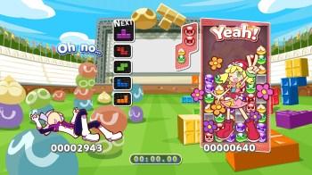 4 Puyo Puyo Tetris PC