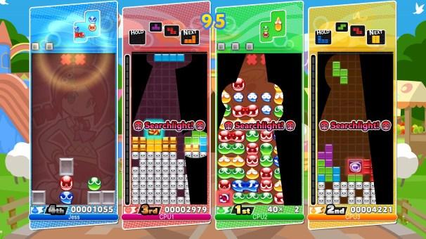 7 Puyo Puyo Tetris PC