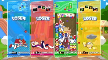 8 Puyo Puyo Tetris PC