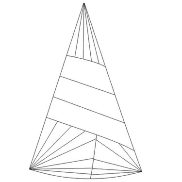 Flying Dutchman Vorsegel Produktbild