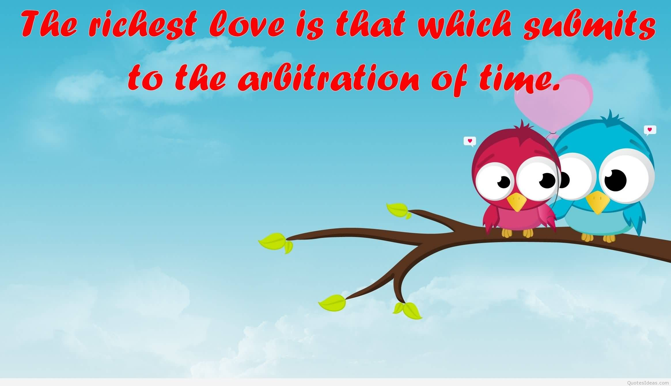 Cute Animated Love Birds Quotes Segerios Com