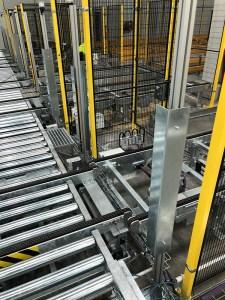 Segesal2_1Montaje en Francia Instalacion mecanico electrica de transportes de paletas