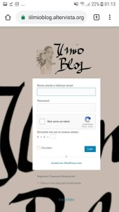 custom login template