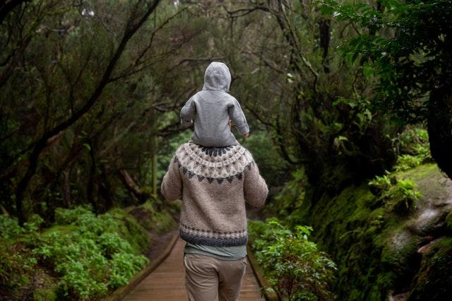 andare al Parco delle Madonie con bambini