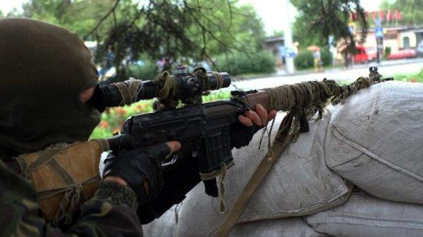 Снайперов из России отправляют воевать на Донбасс ...