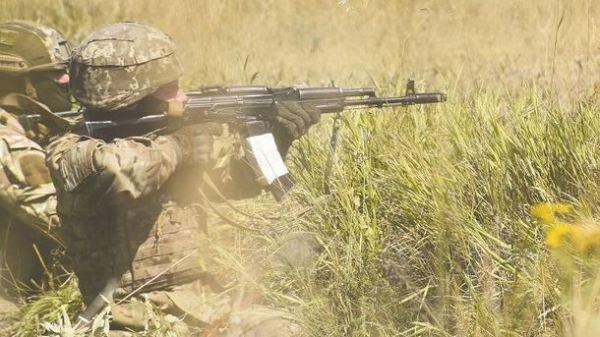 Обстрелы в АТО - у ВСУ есть раненые - СЕГОДНЯ