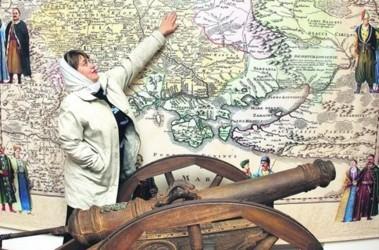 Десять столиц Украины - Интересные истории - В Батурине не ...