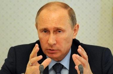 Путин Россия продолжит поставлять оружие в Сирию