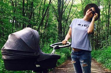 Анита Луценко призналась, что после родов у нее сильно ...
